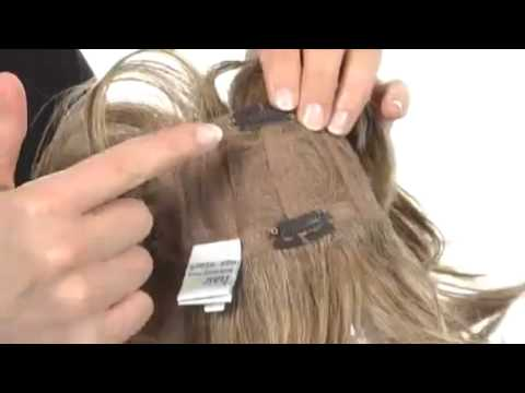 Crown Hair Extension Clips 89