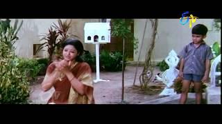 Rasi Emotional Scene | Kalavari Chellelu KanakaMahaLakshmi |Suresh |Sai Kumar |Rasi|ETV Cinema