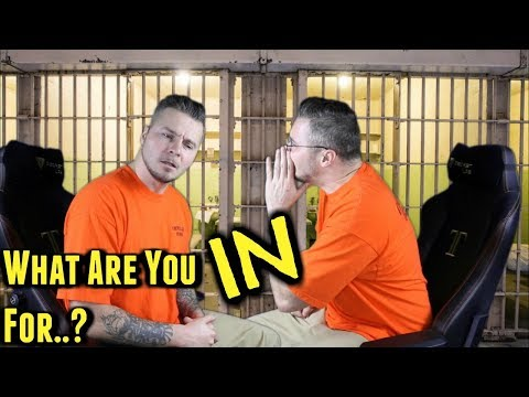 Top 5 Reasons Why Guys CHECK IN In Prison