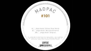 """Madpac - Angry Nerds (Original Mix) 12"""" EP"""