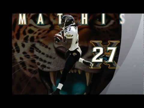 JAGUARS LEGEND.....Tribute to #27 Rashean Mathis