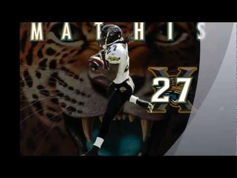 JAGUARS LEGEND.....Tribute to #27 Rashean Mathis