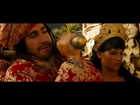 Prince Of Persia The Sands Of Time Dastan Featurette Youtube
