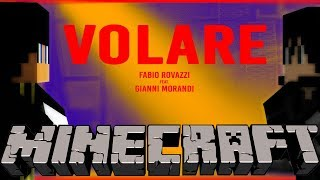 VOLARE IN MINECRAFT!