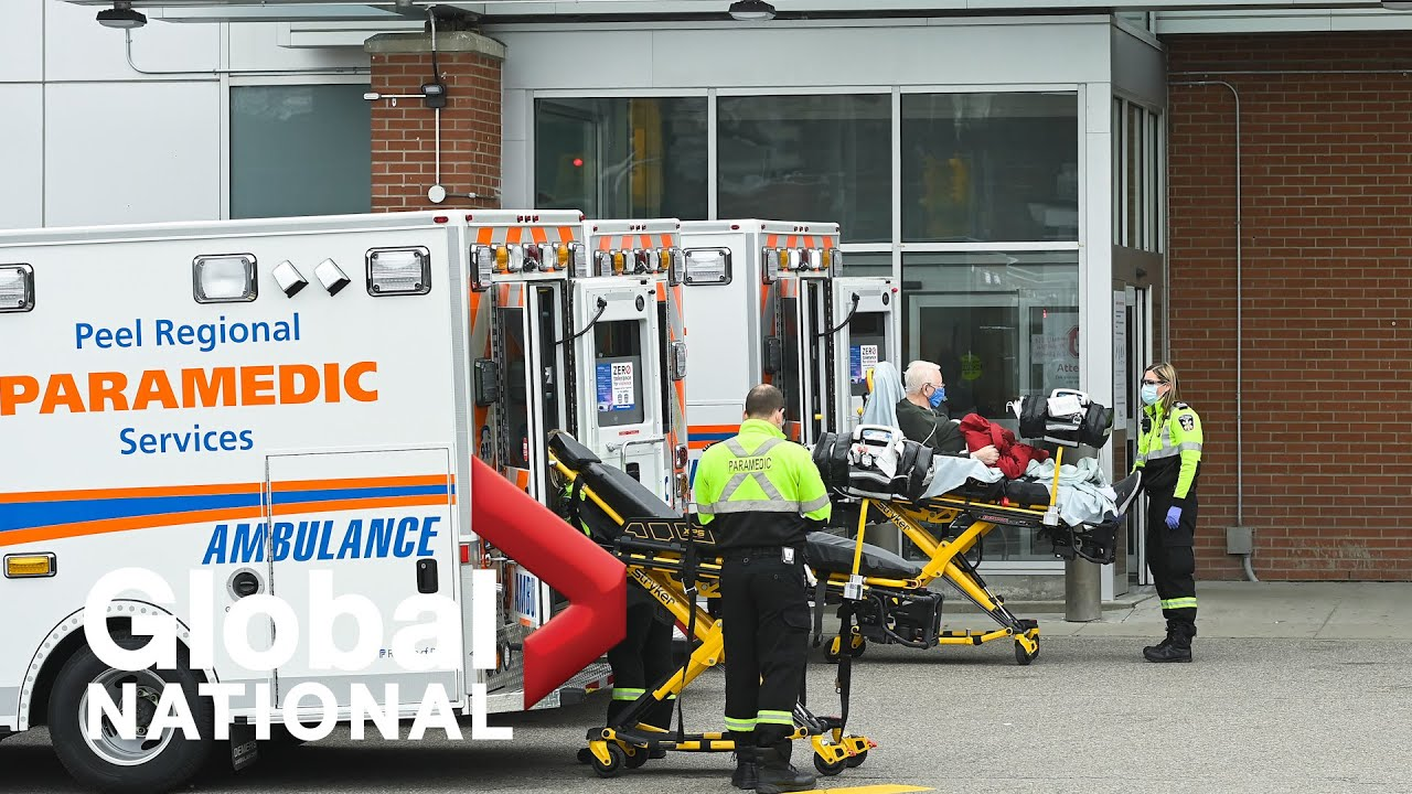 Global National: April 18, 2021 | Provinces mobilize emergency help for Ontario amid COVID-19 surge