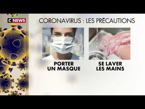 Coronavirus: les précautions à prendre