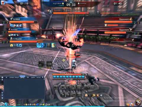 KFM + Soulburn = One Punch Man [ blade & soul EU ]