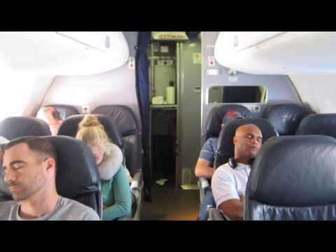 COPA AIRLINES Embraer 190 Panama City to Curacao