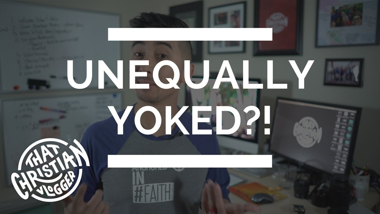Unequally yoked dating