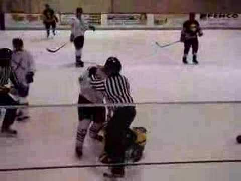 Adult anchorage hockey league