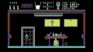 C64 - Pyjamarama!