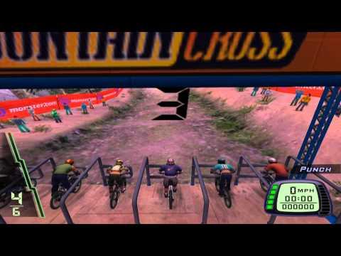 Downhill Domination Gameplay - A Bike, A Mountain, Gravity! - Part 1 (HD 1080p) PCSX2 (A006)