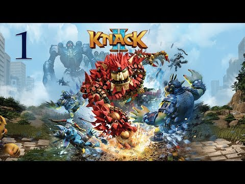 KNACK II - PS4 - Best Game Ever - E01