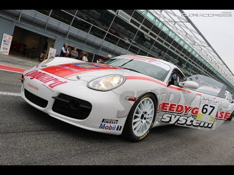 Porsche Cayman Cup [ON-BOARD CAMERA]