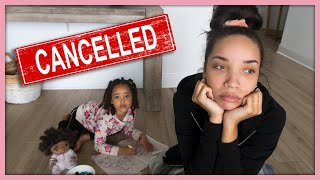 EVERYTHING IS CANCELLED! | MOM VLOG