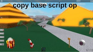 HOW TO COPY BASE SCRIPT (UPDATED NEW METHOD)(LUMBER TYCOON 2 ROBLOX)