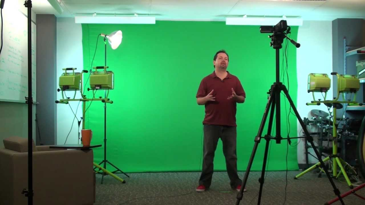 green screen technology for creative backgrounds youtube