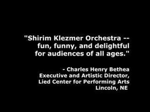 Shirim Klezmer Orchestra in concert