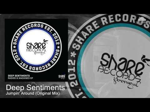 SHARE0104 Deep Sentiments - Jumpin' Around (Original Mix) [Deep House]