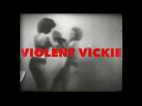 "Violent Vickie ""The Blame"" (Visuals)"