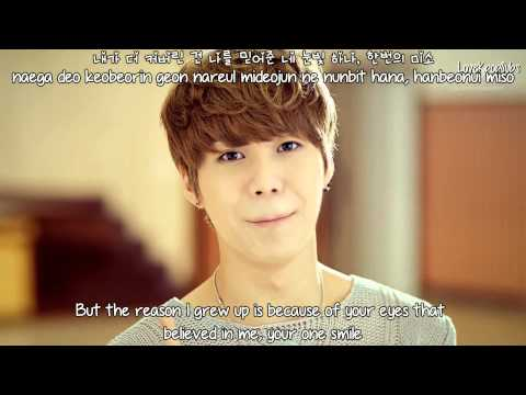 SHINee - Green rain MV [English subs + Romanization + Hangul] HD
