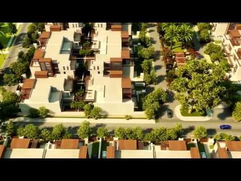 DLF Alameda - Landscape Animation
