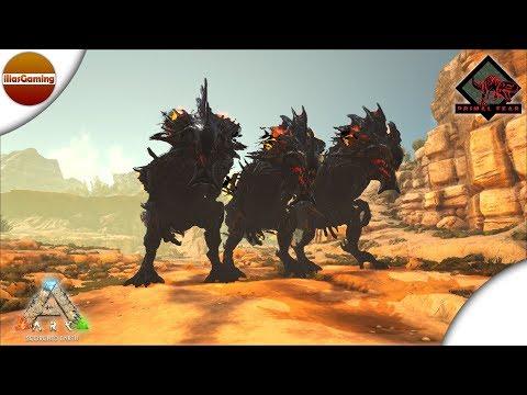 Κάνουμε tame το Demonic Reaper Empress!!! ARK Scorched Fear E20 Greek gameplay