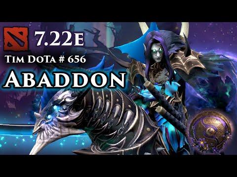 Dota 2 Abaddon   7.22e   Tim Dota 656