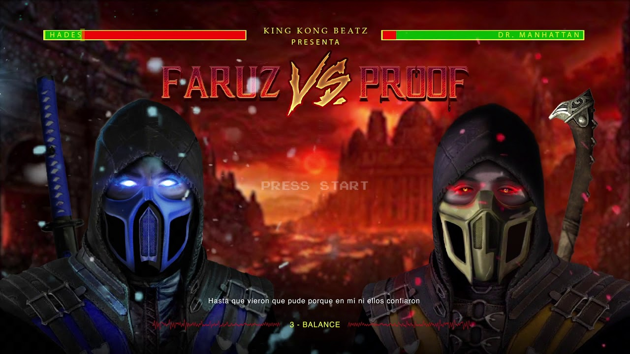 3.- Faruz vs Proof - Balance - YouTube