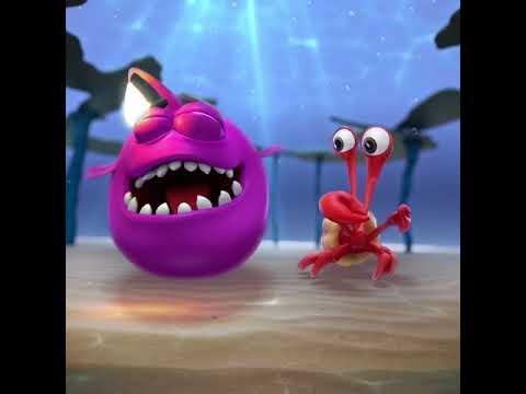 Seascapes: Trito's Adventure - Angler Fish Power Up Trailer