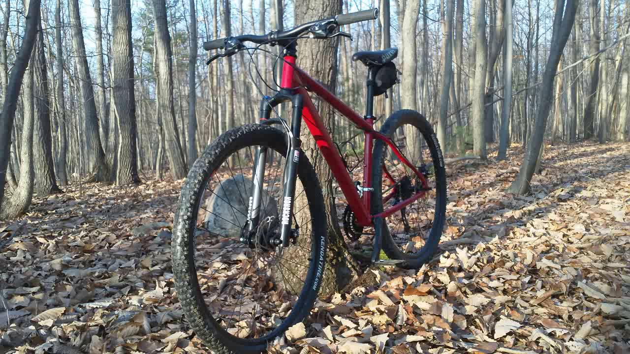 Nashbar Carbon 29er Mountain Frame Youtube