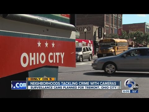 Cleveland Neighbors Tackling Crime with Cameras