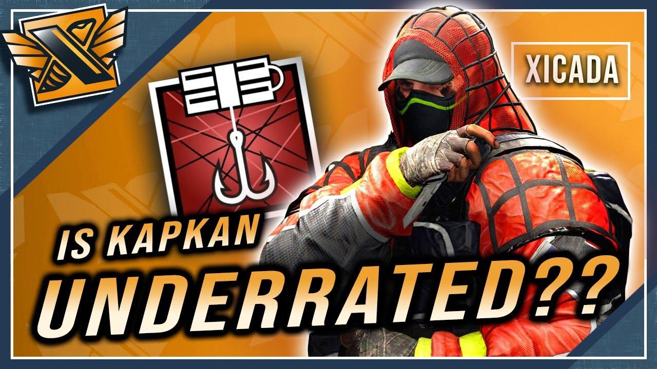 Download Why Kapkan is my FAVORITE Operator in Rainbow Six - Rainbow Six Siege Guide