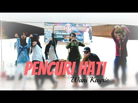 Wani Kayrie - PENCURI HATI (LIVE) @ UiTM Jengka