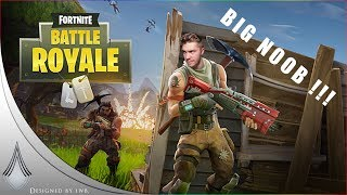 "[FORTNITE] {Battle Royale} ""JE REVIENDRAI EN FORCE LES GENS !"""