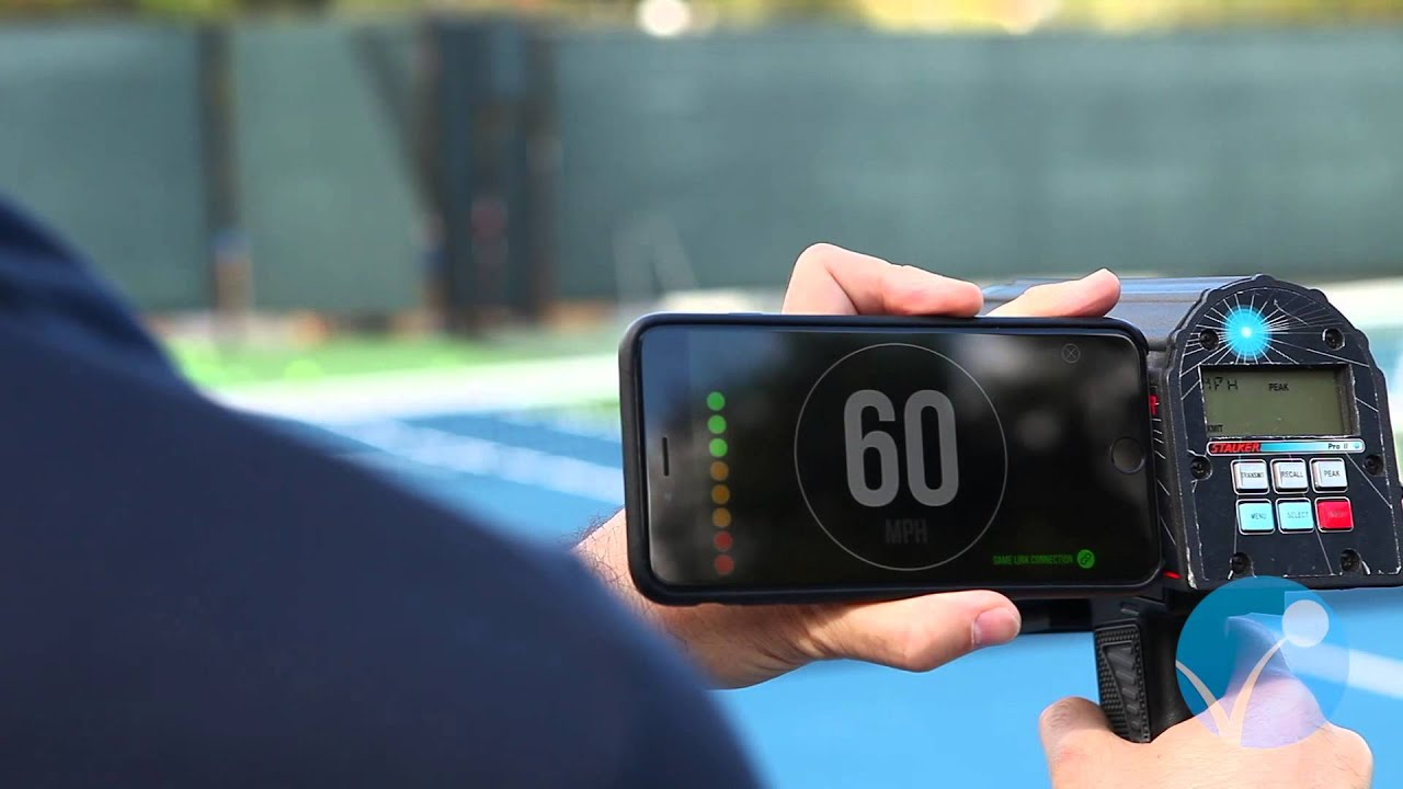 Athla Velocity iOS Speed Camera App vs Stalker II Pro Comparison