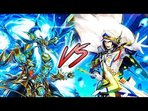Cardfight!! Vanguard G: Bluish Flame Liberators vs Ripples (Pre Feb 1st Rule Update)