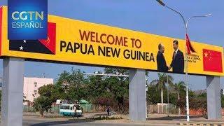 El presidente Xi Jinping llega a Papúa Nueva Guinea para una visita de tres días