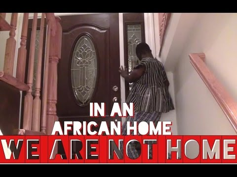 एक अफ्रीकी होम...