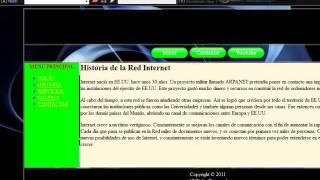 Curso de html basico - XIV Parte