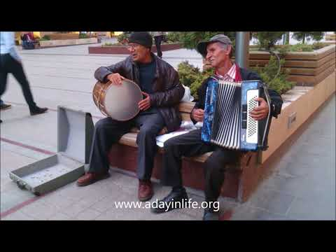 Street Performers On The Northern Avenue In Yerevan, 2 Of 2