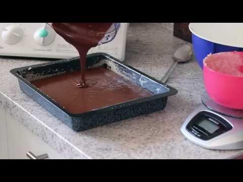 REZEPT: Toblerone-Kuchen / Brownies