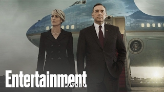House Of Cards: Battlefield For Season 5 Is The American Psyche   News Flash   Entertainment Weekly