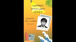 Relative Pitch: Summer Spotlight Series ft. Viet Cuong