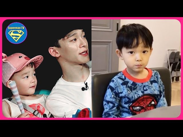 Daeul who is Known to Have Great Resemblances to EXO Chen is Slightly Older Now... Growing into...