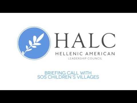 HALC Briefing Call with SOS Children's Villages