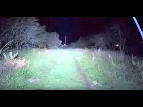 Test Rampe De Phare Led 4 Niveaux De Led 15000 Lumen Aci Youtube