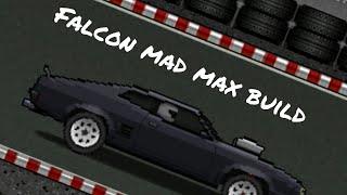 Falcon mad max build | pixel car racer