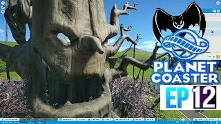 """Planet Coaster Ep 12 """"Princess Amelie's Fairy Tale: The Great Tree"""""""