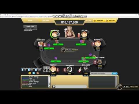 MukaPoker - Poker Online Indonesia Terpercaya